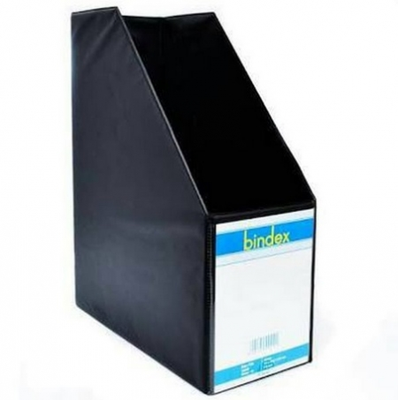 Box file Bindex warna Hitam Biru 115 mm