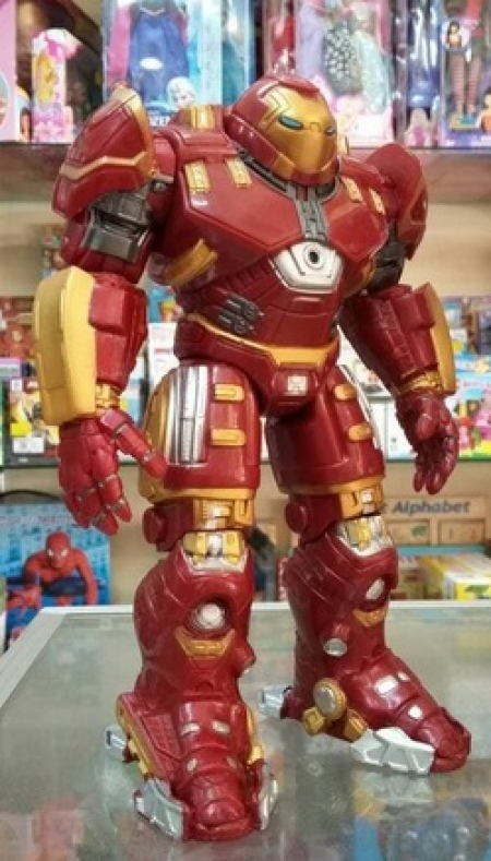 MAINAN ROBOT IRON MAN HULKBUSTER SUPER HERO