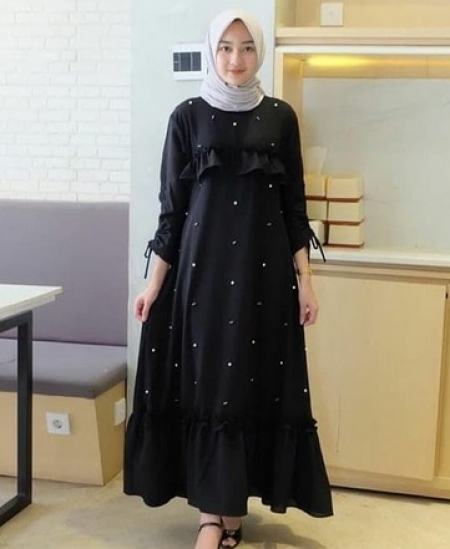 Dress Wanita Gamis Sunny Dress