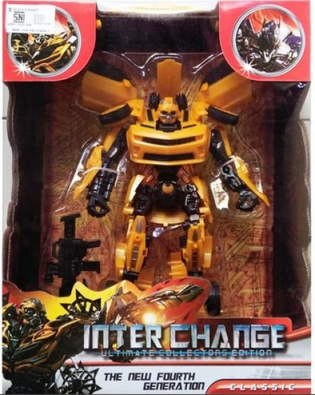 Robot Transformer Interchange BumbleBee