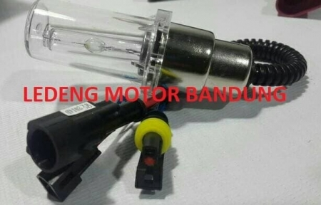 Bohlam Only Lampu Hid Motor Universal H4 H6 HS1