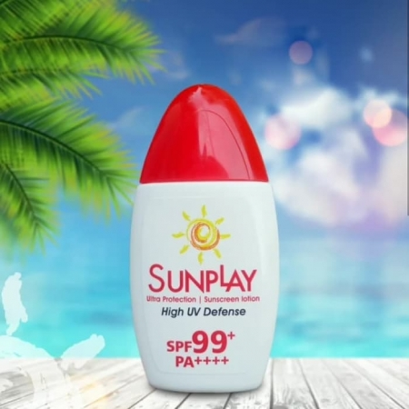 SUNPLAY ULTRA PROTECTION SUNSCREEN LOTION SPF 90
